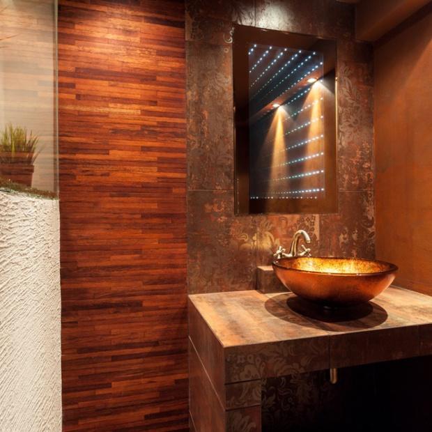 Zobacz jak dobrać odpowiednie oświetlenie do łazienki