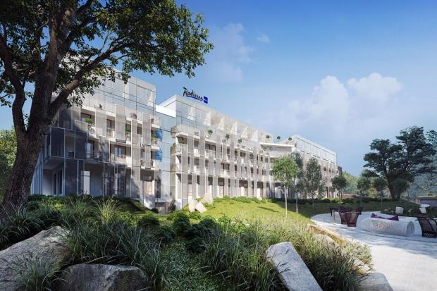 Radisson Blu otworzy nowy hotel w Sopocie