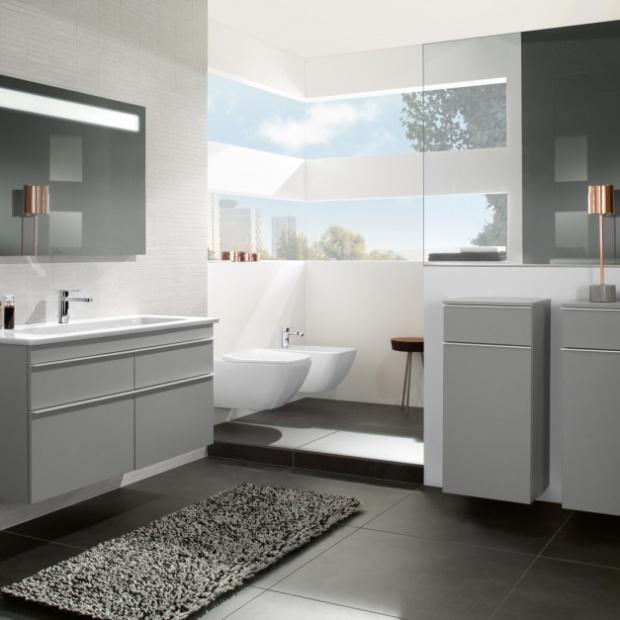Podwieszane meble łazienkowe: najciekawsze kolekcje