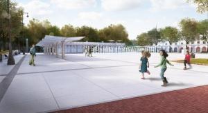 Stary Rynek i Park Staromiejski zostanie kompleksowo przebudowane i zmodernizowane w ramach programu rewitalizacji obszarowej centrum Łodzi.