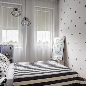 Mała sypialnia. Fot. Fabryka Materacy Janpol