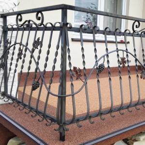 Balkon GreinStone, fot. Greinplast