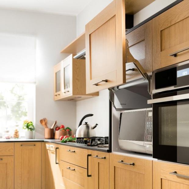 Wygodna kuchnia - zaplanuj 5 stref roboczych