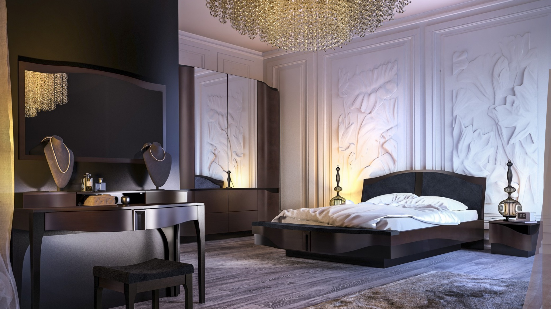 Sypialnia Diuna. Fot. Mebin
