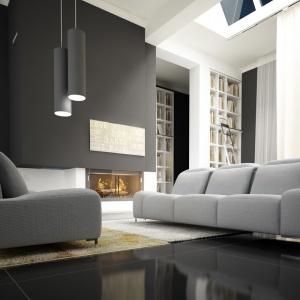 Szary we wnętrzu. Na zdjęciu: sofa Bello, Adriana Furniture. Fot. Adriana Furniture