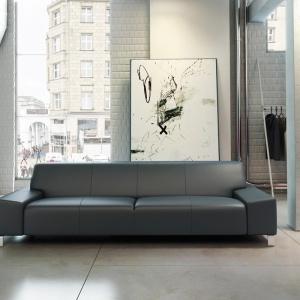 Szary we wnętrzu. Na zdjęciu: sofa Flex, Adriana Furniture. Fot. Adriana Furniture