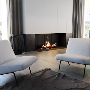 Szary we wnętrzu. Na zdjęciu: sofa Lino, Adriana Furniture. Fot. Adriana Furniture