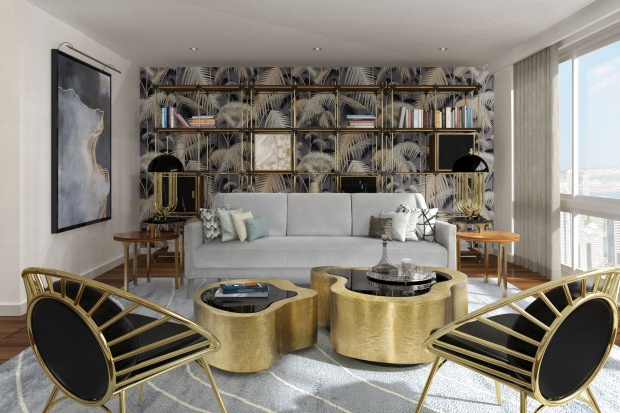 Zwiedzamy luksusowy apartament: jest naprawdę piękny!