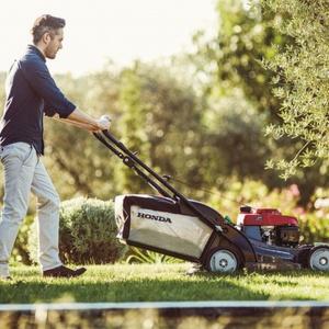 Wiosenny przegląd urządzeń ogrodowych. Fot. Honda