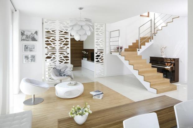12 pomysłów na schody w domu