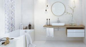 Aby łazienkowa przestrzeń stała się miejscem odpoczynku, w którym złapać możemy oddech po codziennej gonitwie, musi być odpowiednio urządzona. Wystarczy zastosować kilka prostych rozwiązań, które nadadzą wnętrzu przyjazny i odprężający