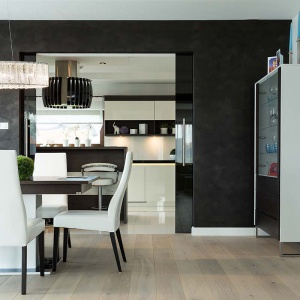 Dekoracja ścian kuchennych. Fot. Studio Max Kuchnie Vigo