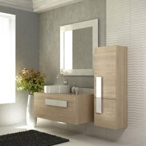 Natura i skandynawski minimalizm w łazience. Fot.Grupa Armatura