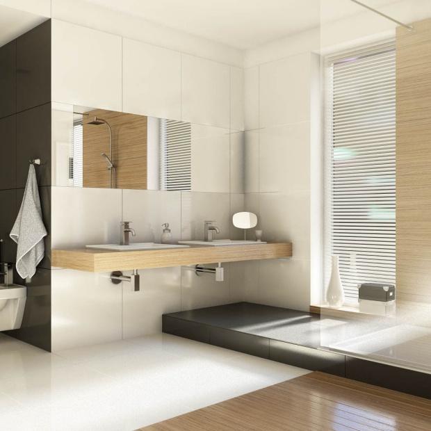 Aranżacja łazienki - zainspiruj się naturą!