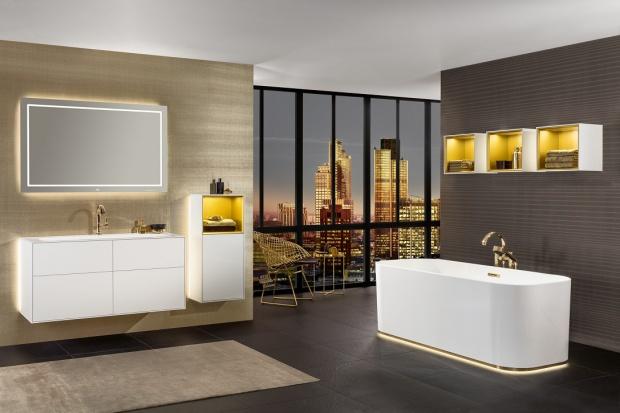 Pomysły na meble łazienkowe: zobacz nowe kolekcje