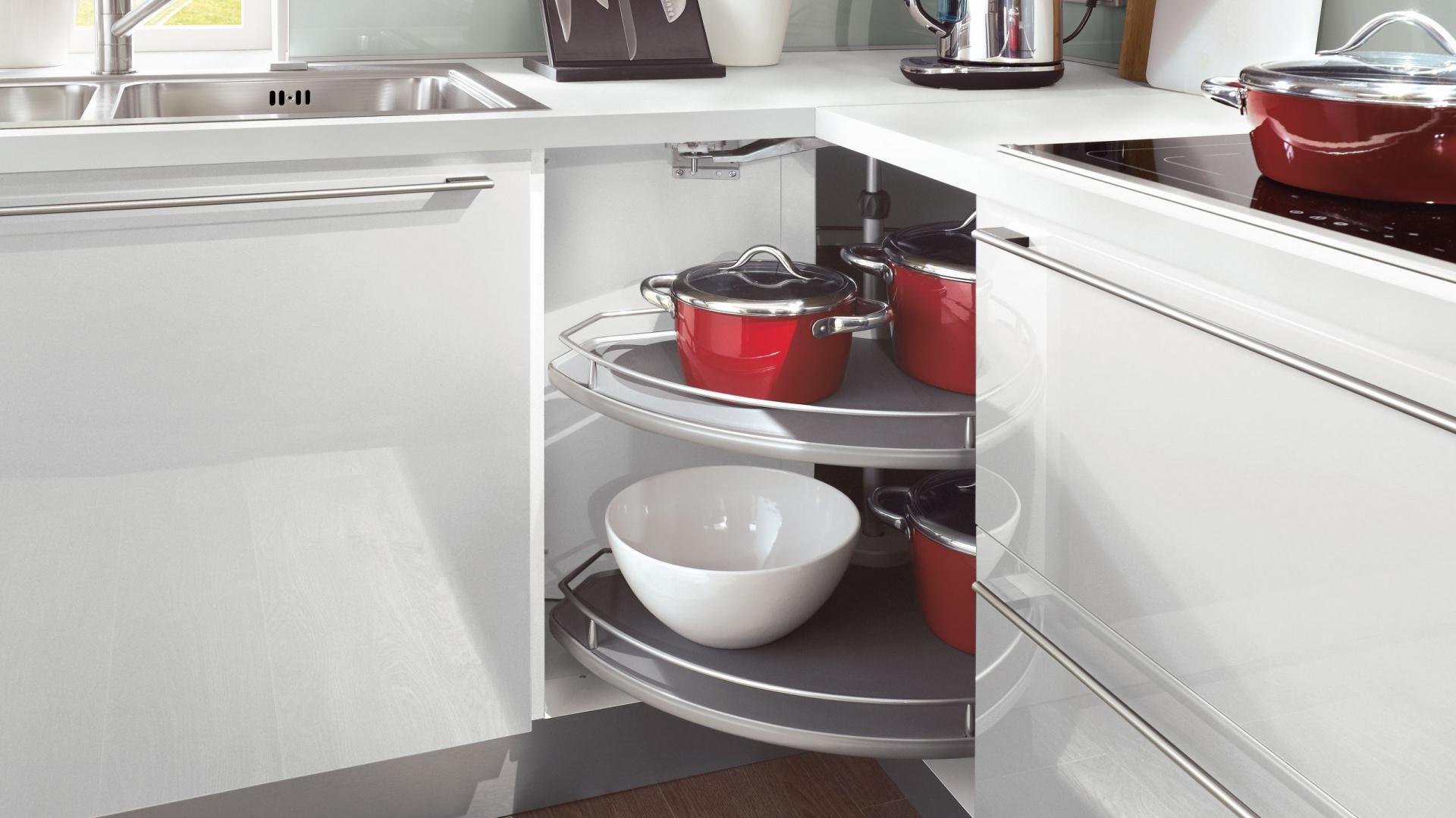 Urządzamy Trudne Miejsca W Kuchni Nisza Narożnik I Cokół