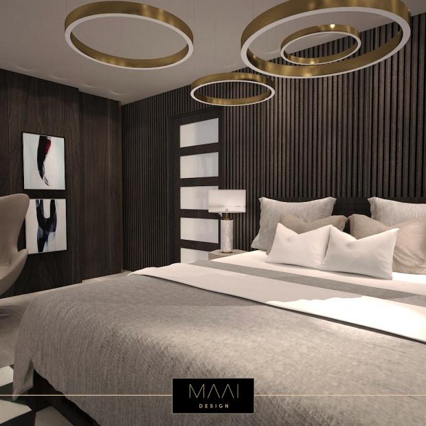 Przytulna sypialnia. Zobacz piękne wnętrze dla gości