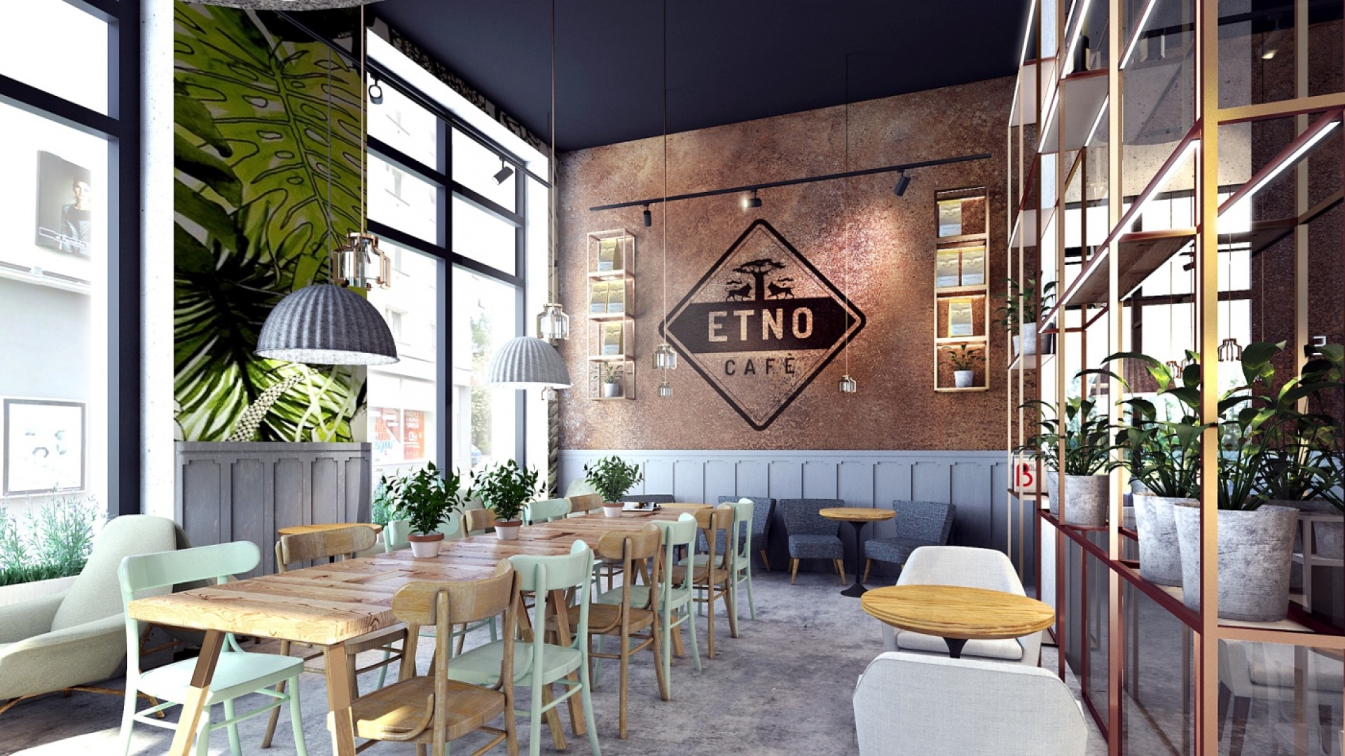 Etno Cafe. Fot. Forbis Group