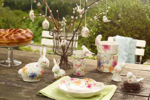Dekoracja stołu. Zobacz wiosenno-wielkanocne inspiracje