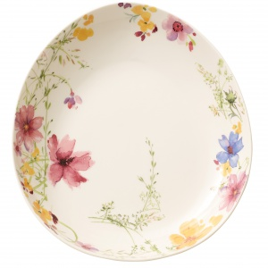 Dekoracja stołu na wiosnę i na wielkanoc. Kolekcja Mariefleur Spring. Fot. Villeroy & Boch