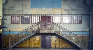 XIX-wieczne niszczejące budynki przypominają o dawnej przemysłowej potędze Łodzi. Fotograf Paweł Augustyniak wydobywa ich niepowtarzalne, naturalne piękno, które subtelnie współgra z naturą.