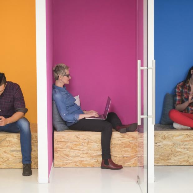 Kreatywna przestrzeń publiczna kontra tradycyjne biuro