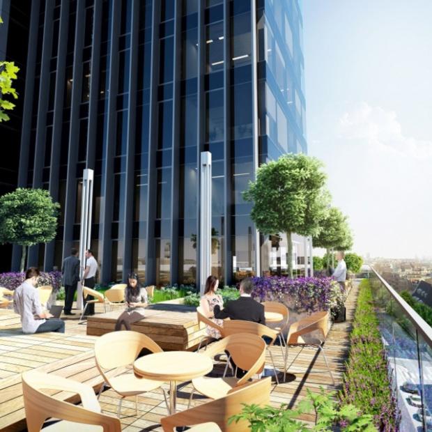 Park Avenue - biurowiec zaprojektowany z myślą o millenialsach