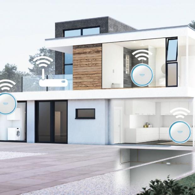 Inteligentny system czujników wody - praktyczne i bezpieczne rozwiązanie