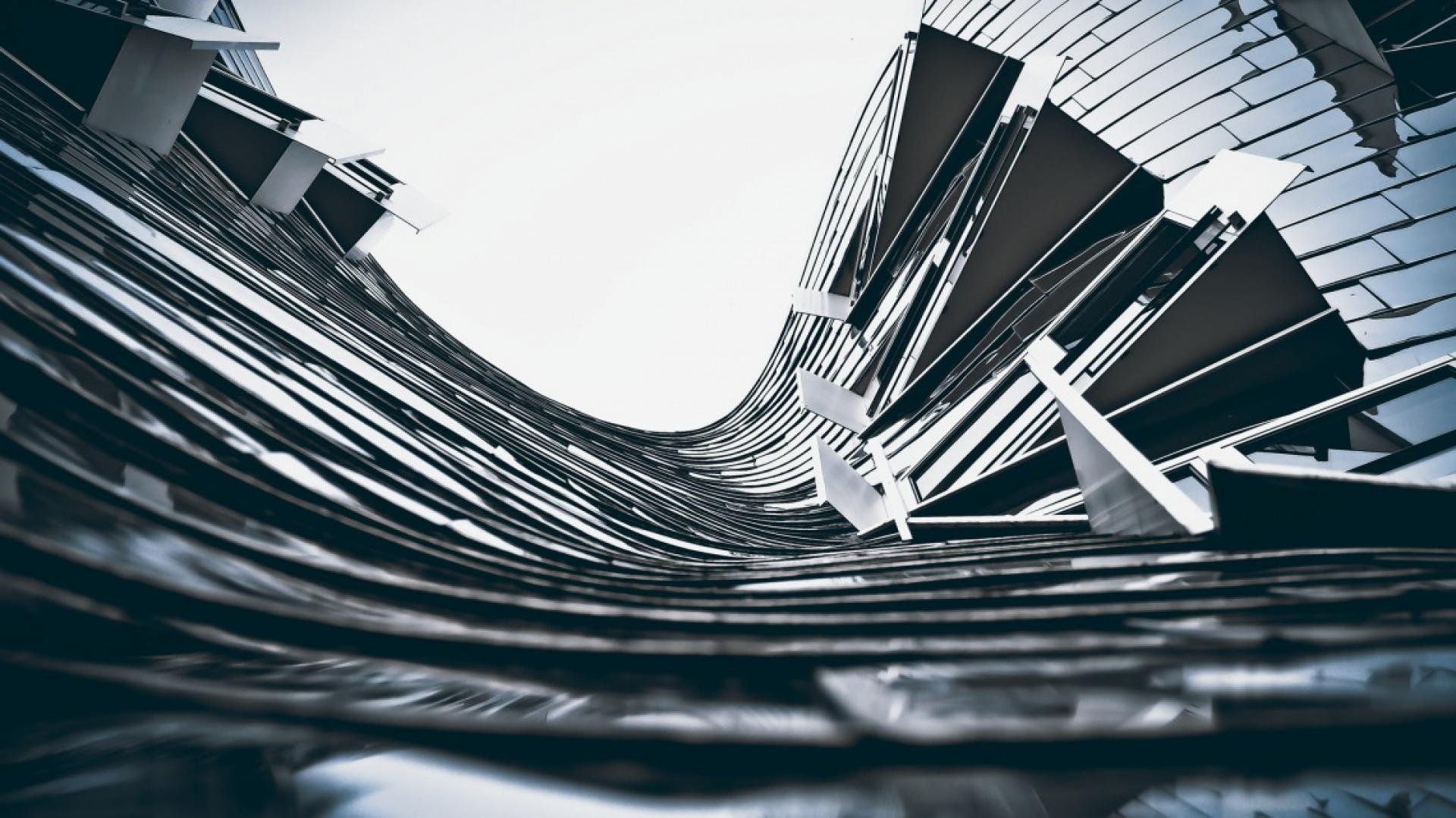 Jeden z projektów autorstwa Franka Gehry fot. pixabay.com