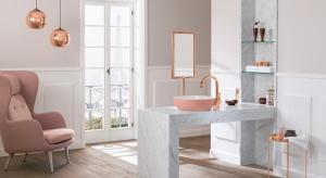 Szukasz niebanalnych rozwiązań kolorystycznych we wnętrzu? Akcent postaw na… ceramikę – zlewozmywak, umywalkę, ale i wannę!