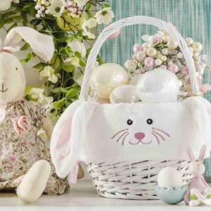 Wielkanocny koszyczek. Fot. Home&you