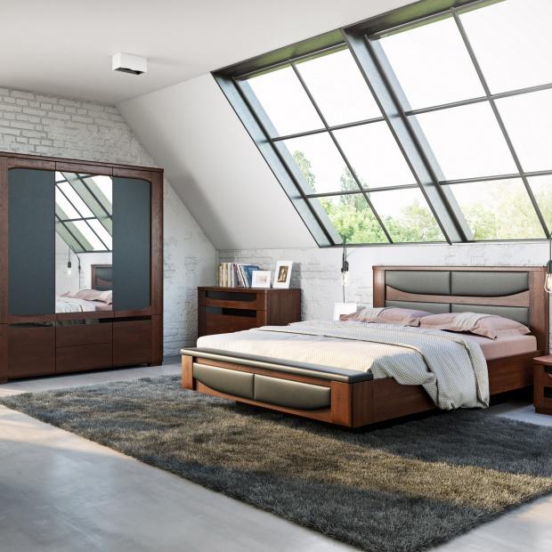 Sypialnia na poddaszu: tak ją umeblujesz