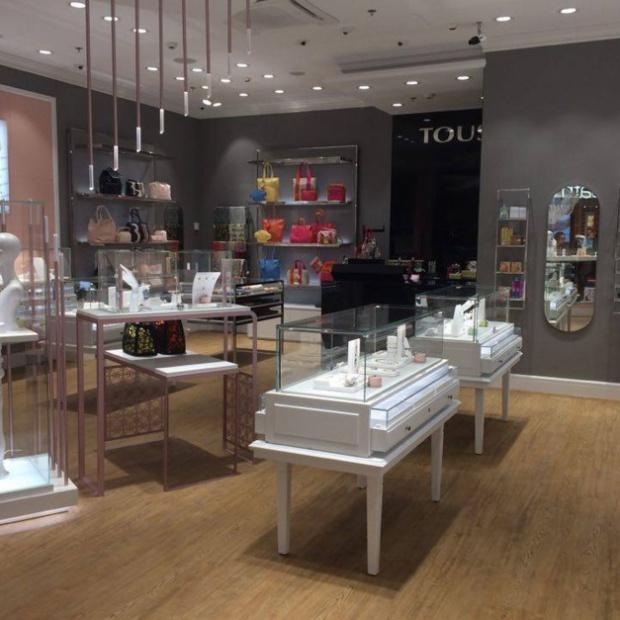 Salon Tous z ekskluzywną biżuterią w Złotych Tarasach