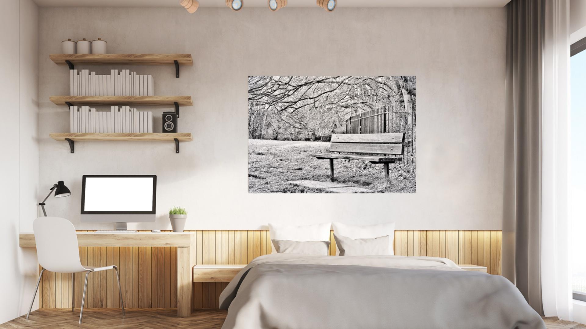 Lampy o drewnianych obudowach. Fot. Spot Light