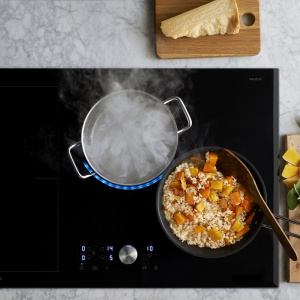 Szybkie przygotowywanie potraw świątecznych. Fot. Samsung