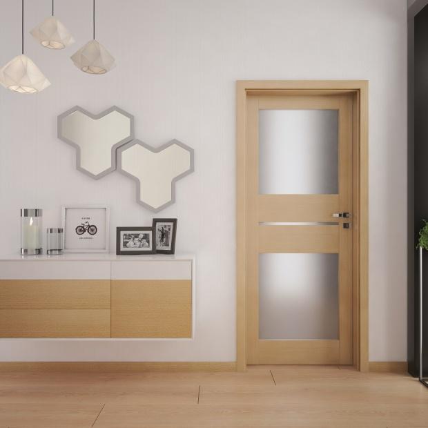 Nowa kolekcja eleganckich drzwi