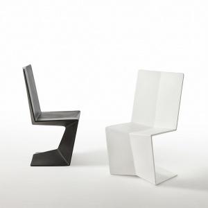 Pleat Chairs - projekt dla marki Nienkamper. Fot. Four O Nine.