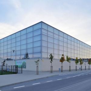 Centrum Sportowe Oaza w Kórniku. Fot. Tomasz Zakrzewski