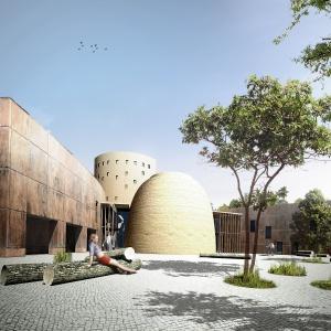 Yatenga - Centrum Kultur Świata. Fot. OVO Grąbczewscy Architekci