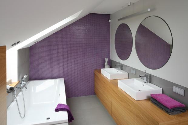 Mozaika w łazience: pomysły z polskich domów