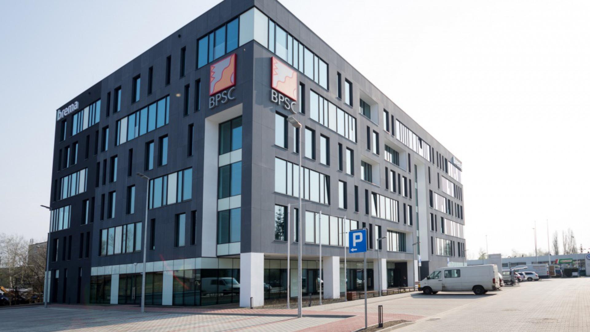 Biurowiec BREMY w Katowicach, fot. BREMA