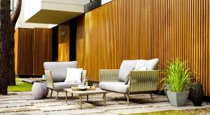 W tym sezonie w ofercie mebli ogrodowych pojawiło się wiele nowości zaprojektowanych w nowoczesnym stylu.