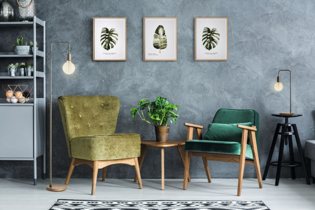 Metamorfoza salonu: piękne dodatki odmienią wnętrze