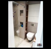 #mała łazienka 150/150
