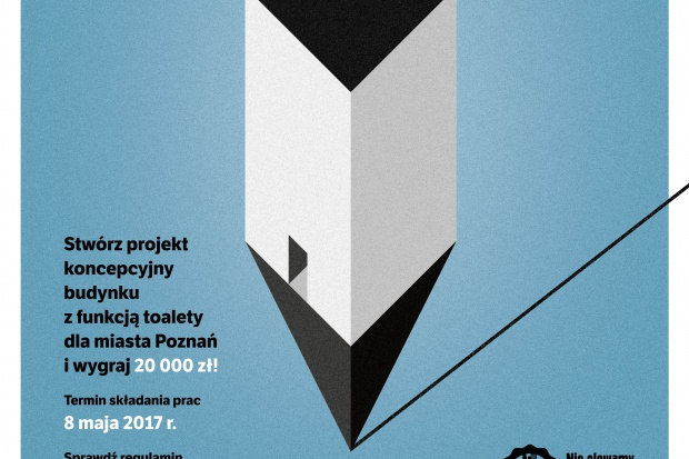 Do 8 maja, w ramach konkursu organizowanego przez markę Koło, młodzi architekci mogą zgłaszać projekty budynku z funkcją toalety w Starym Korycie Warty w Poznaniu oraz dodatkowe funkcje dla tego obiektu. Partnerem konkursu jest Miasto Poznań. Pona