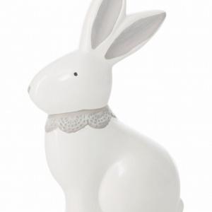 Figurka dekoracyjna Bunny, cena: 19,70 zł. Fot. Eurofirany