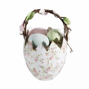 Wielkanocny koszyczek. Cena: 31,50 zł. Fot. Eurofirany