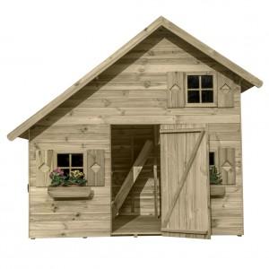 Drewniany domek Amelia. Fot. 4IQ