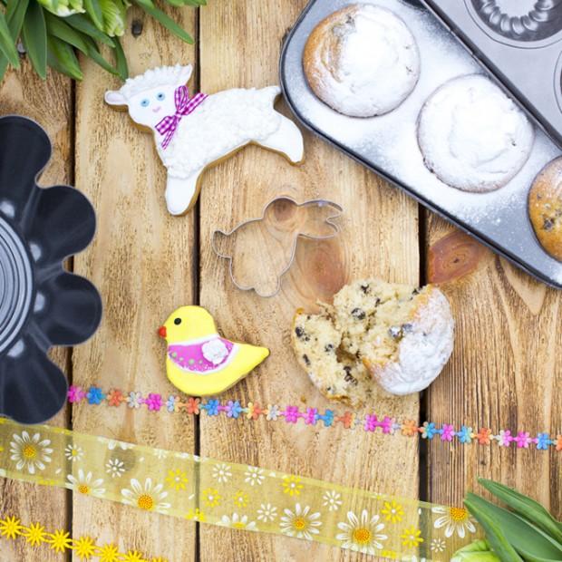 Wielkanoc w kuchni: babki i inne wypieki