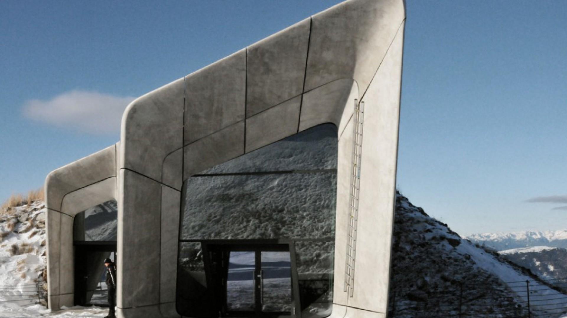 IT Messner Mountain Museum Corones fot. mat. prasowe Rockfon
